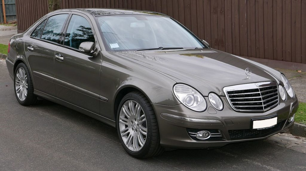 Mercedes-Benz E-Class (W211) - Reliability - Specs - Still