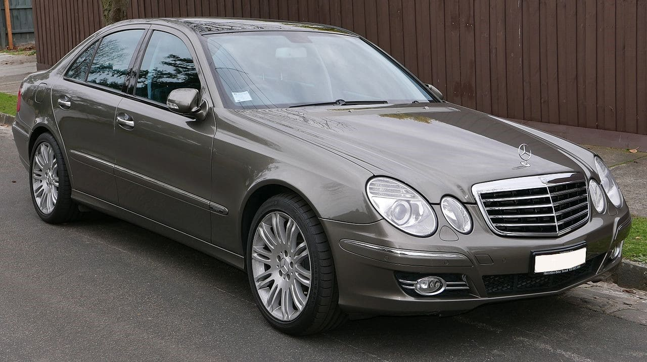 Mercedes Benz E Class W211 Reliability Specs Still Running Automotive Wiring Harness Strong
