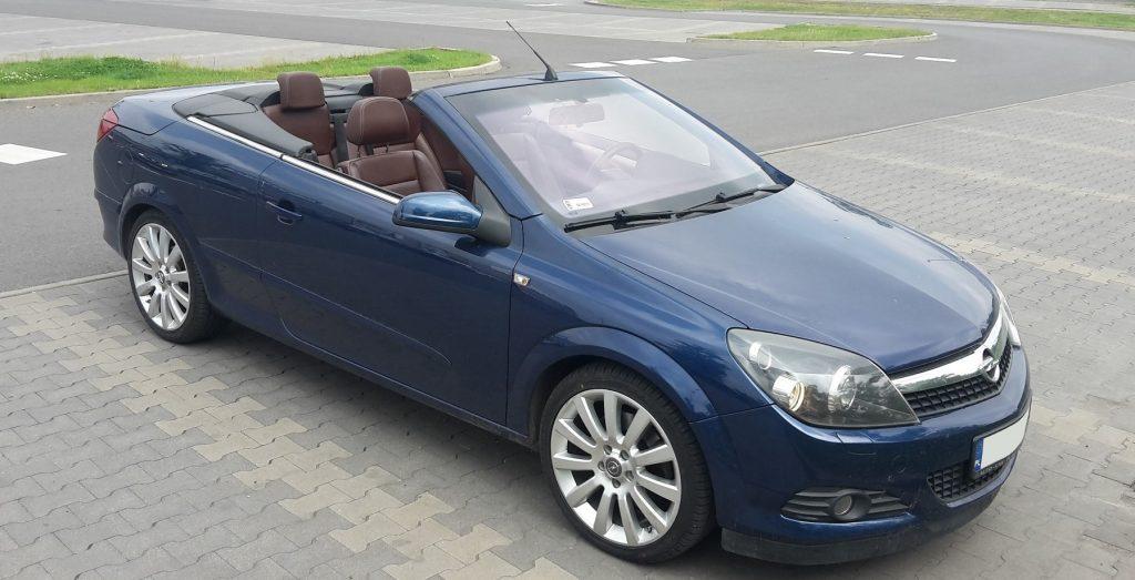 Vauxhall Opel Astra Twintop Reliability Specs Still Running