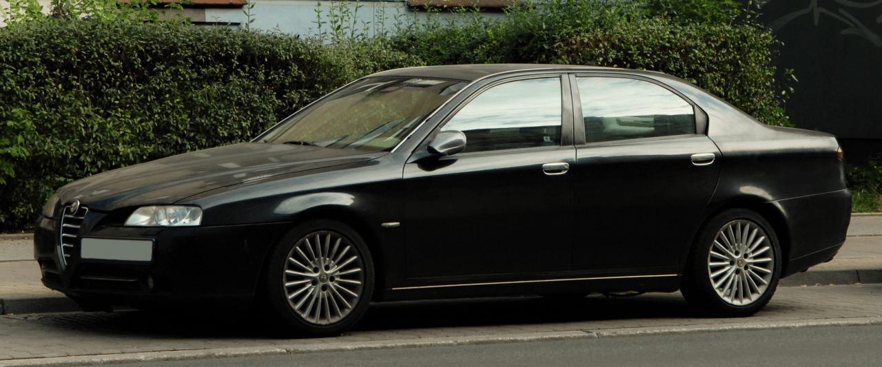 Cheap Used Car >> Alfa Romeo 166 (1998-2007) - Reliability - Specs - Still Running Strong